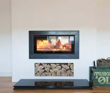 Integrated Stove